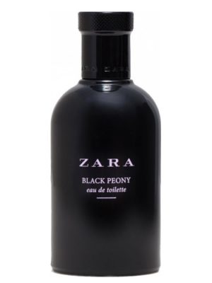 Zara Zara Black Peony Zara для женщин