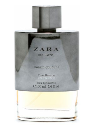 Zara Zara EST 1975 Denim Couture Extreme Zara для мужчин