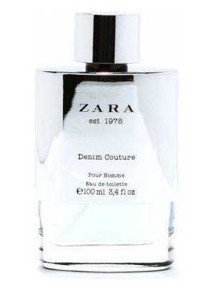 Zara Zara EST 1975 Denim Couture Zara для мужчин