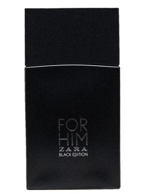 Zara Zara For Him Black Edition Zara для мужчин