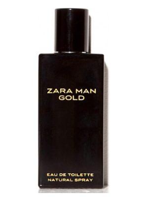 Zara Zara Man Gold Zara для мужчин