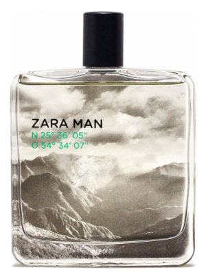 Zara Zara Man N 25º 36' 05'' O 54º 34' 07'' Zara для мужчин