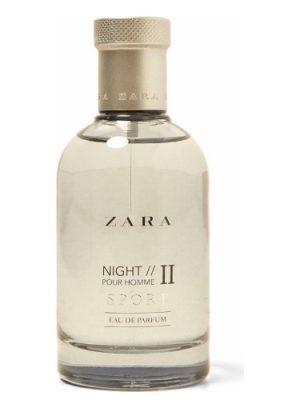 Zara Zara Night Pour Homme II Sport Zara для мужчин