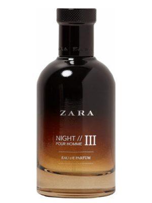 Zara Zara Night Pour Homme III Zara для мужчин