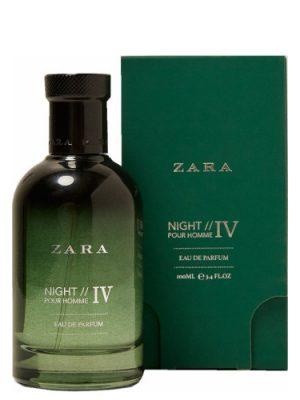 Zara Zara Night Pour Homme IV Zara для мужчин