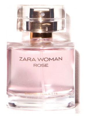 Zara Zara Rose Eau de Toilette Zara для женщин