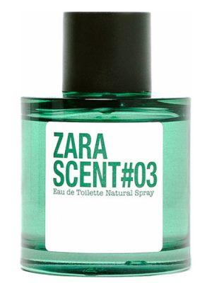 Zara Zara Scent #3 Zara для мужчин