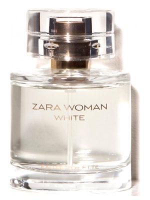 Zara Zara White Eau de Toilette Zara для женщин
