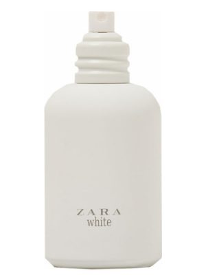 Zara Zara White Zara для женщин