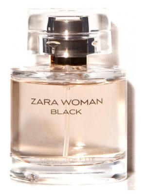 Zara Zara Woman Black Eau de Toilette Zara для женщин