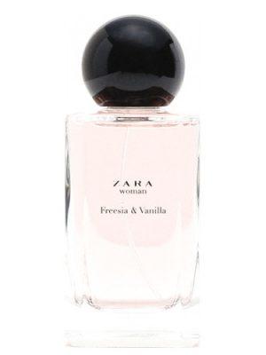 Zara Zara Woman Freesia & Vanilla Zara для женщин