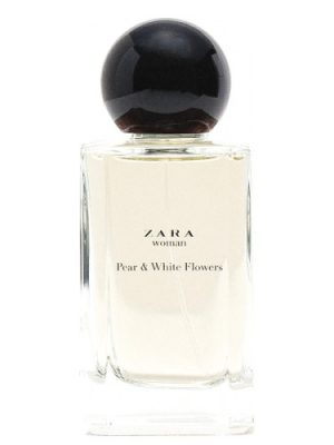 Zara Zara Woman Pear & White Flowers Zara для женщин