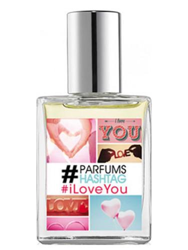 #Parfum Hashtag #iloveYou #Parfum Hashtag для женщин