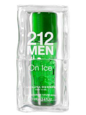 Carolina Herrera 212 Men on Ice 2004 Carolina Herrera для мужчин
