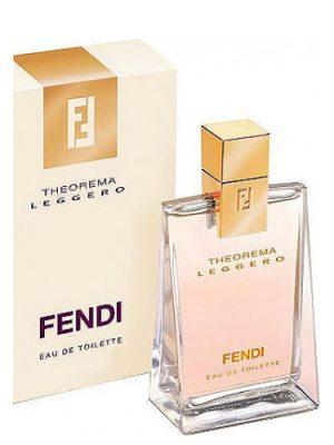 Fendi Fendi Theorema Leggero Fendi для женщин