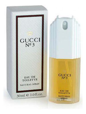 Gucci Gucci No 3 Eau de Toilette Gucci для женщин