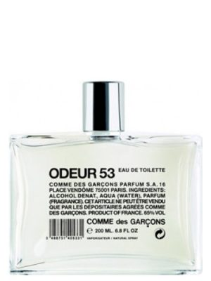 Comme des Garcons Odeur 53 Comme des Garcons для мужчин и женщин