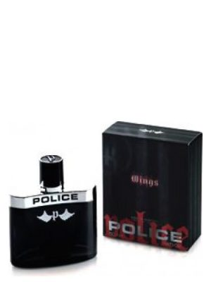 Police Wings Pour Homme Police для мужчин